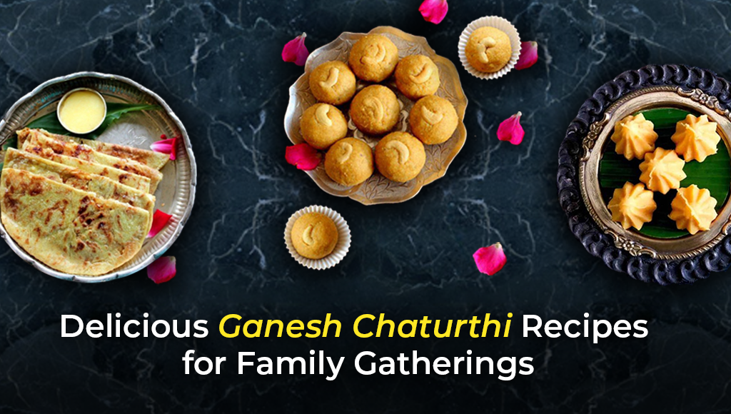 Ganesh Chaturthi Recipes by GroceryBabu