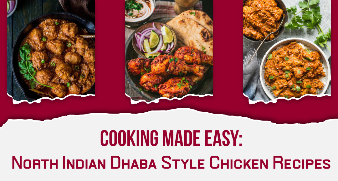Dhaba Style Chicken Recipes