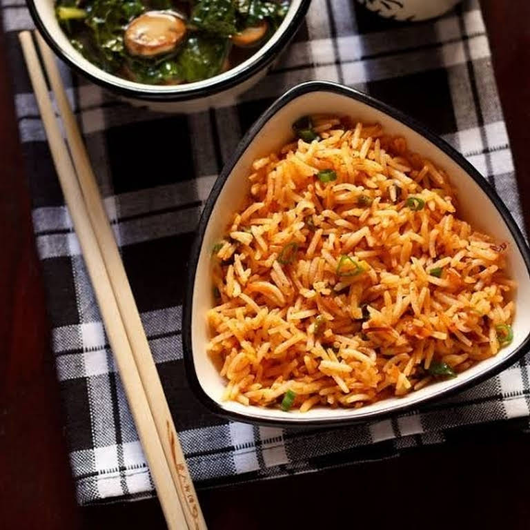 Spicy Tangy Rice