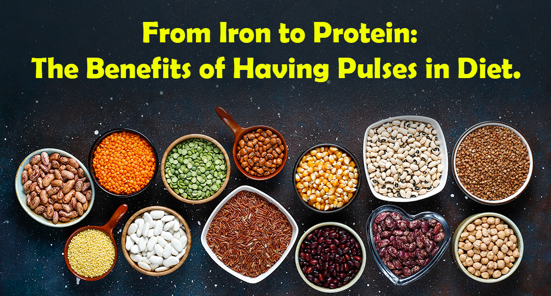 Buy Pulses from indian grocery store online