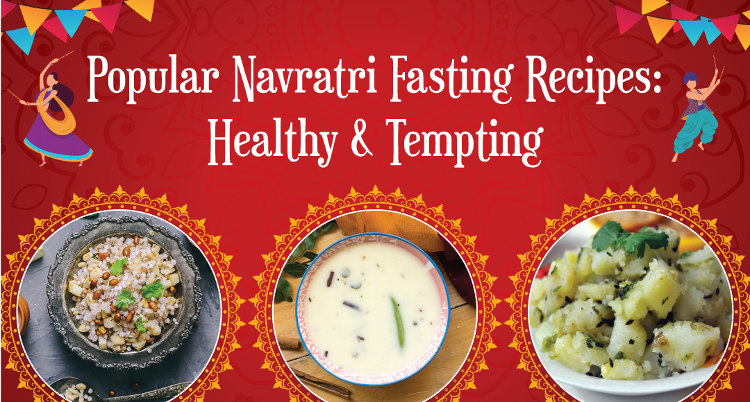 Navratri Fasting Recipes by Indian Grocery Store Online: GroceryBabu