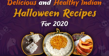 Indian Halloween Recipes: Delicious and Healthy