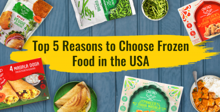 GroceryBabu: Top 5 Reasons To Choose Frozen Foods In USA